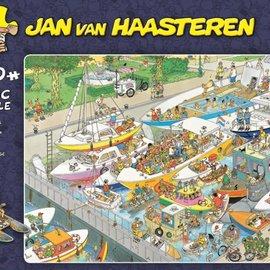 Jan van Haasteren JvH - De Sluizen (1000 stukjes)