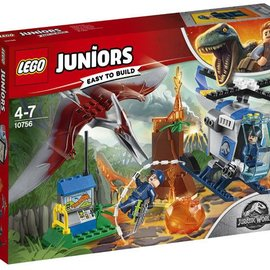 Lego Lego 10756 Ontsnappen aan de Pteranodon