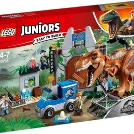 Lego Lego 10758 T-Rex ontsnapping
