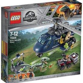 Lego Lego 75928 Helikopterachtervolging van Blue