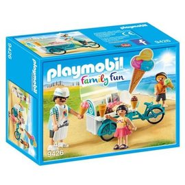 Playmobil Playmobil - IJsjesverkoper (9426)