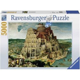 Ravensburger Ravensburger De toren van Babel (5000 stukjes)