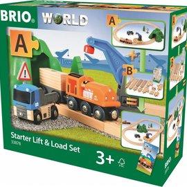 Brio Brio 33878 Startset laden & lossen
