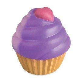 Squishy Squishy Berry Heart Cupcake