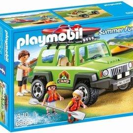 Playmobil Playmobil - Familiewagen met kajaks (6889)
