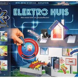 Ravensburger Ravensburger Science Experimenteerdozen Elektro huis