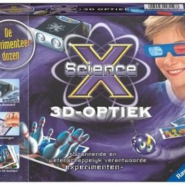 Ravensburger Ravensburger Science Experimenteerdozen 3D optiek
