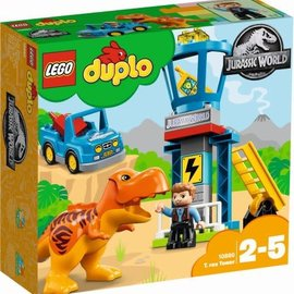 Lego Lego 10880 T-Rex toren