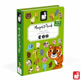 Janod Janod Magneetboek - Dieren