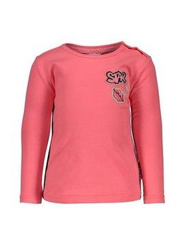 B.Nosy Baby girls shirt with 3 p cupcake