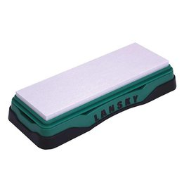 Lansky Hard Arkansas Sharpening Stone 6''