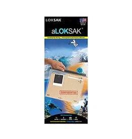 Loksak Bags: Set of Two 13 x 11