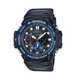 Casio G-Shock Gulfmaster Twin Sensor - Tide Blue