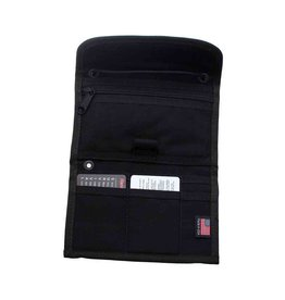 ESEE Passport Case with Izula Gear Pen - Black