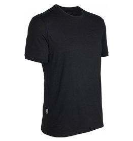 Icebreaker Men's Tech T Lite Short Sleeve Black