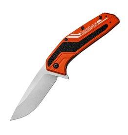 Kershaw Dash Assisted Orange (3.5'' Stonewash N690), Folding Blade