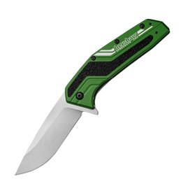 Kershaw Dash Assisted Green (3.5'' Stonewash N690), Folding Blade
