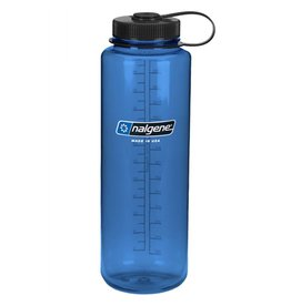 Nalgene Wide Mouth Silo 1.5L Water Bottle, Blue
