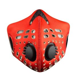 RZ Industries M1 Mask RED - Regular/Large (125lbs - 215lbs)