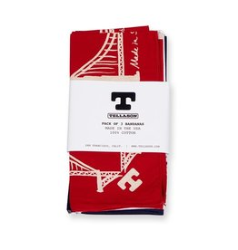 Tellason Bandana 3 Pack