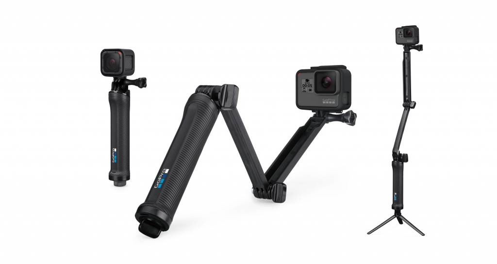 GoPro 3-Way - 20% OFF