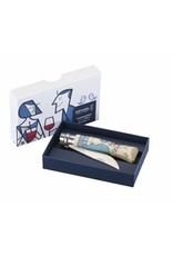 """Opinel N 08 """"France!"""" Edition by Ale Giorgini"""