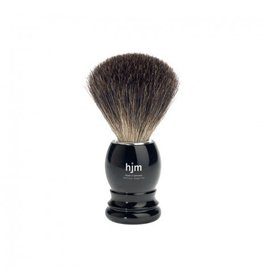 Mühle HJM Shaving Brush Best Pure Black