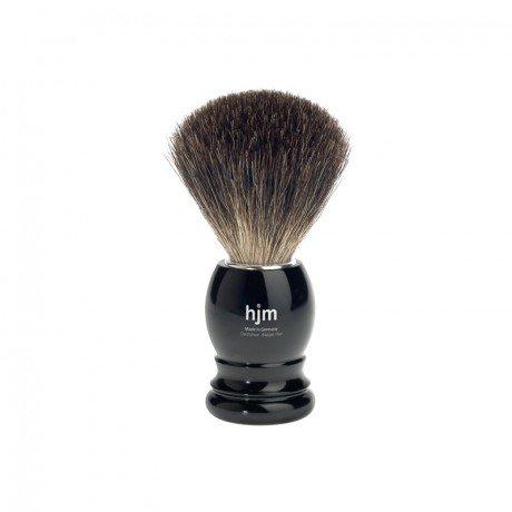 Mühle HJM Shaving Brush Best Pure Black
