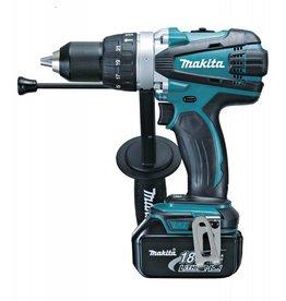 Makita DHP458ZK - Cordless Impact Driver Drill (Tool Only) 18V Li-Ion