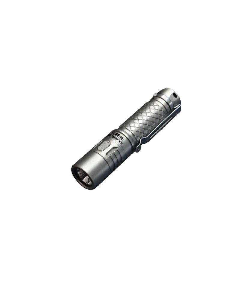 Klarus Mi7 Titanium Model 700 Lumen Small Flashlight (750Mah Battery inclu.)