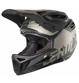 Leatt Helmet DBX 5.0 V30 Black/ Grey S 55-56cm