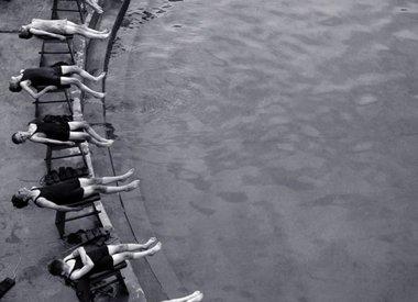Zwembad Zuiderpark, Den Haag (1938)