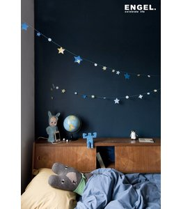 ENGEL. ENGEL. Papiergirlande Stars Glow in the dark