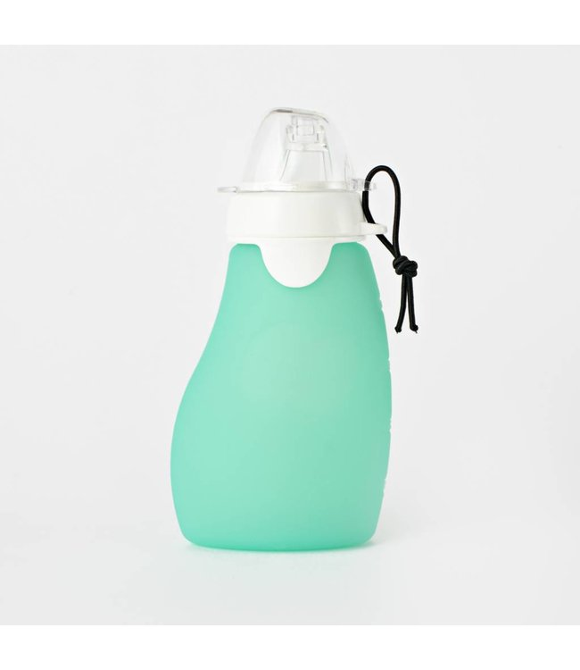 The Original Squeeze Company Original Squeeze leaf/grün, free flowing, 180 ml
