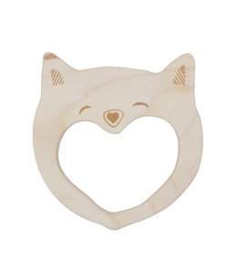 Wooden Story Wooden Story Beissring Smiling Cat