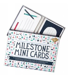 Milestone Milestone Mini Cards