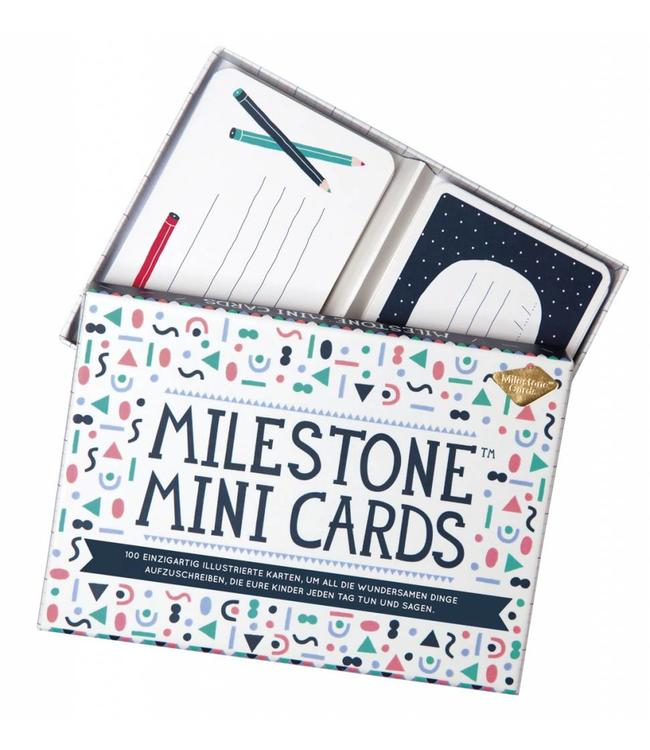 Milestone Milestone Mini Cards