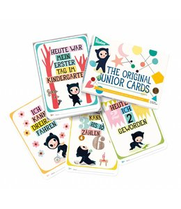 Milestone Milestone Junior Cards