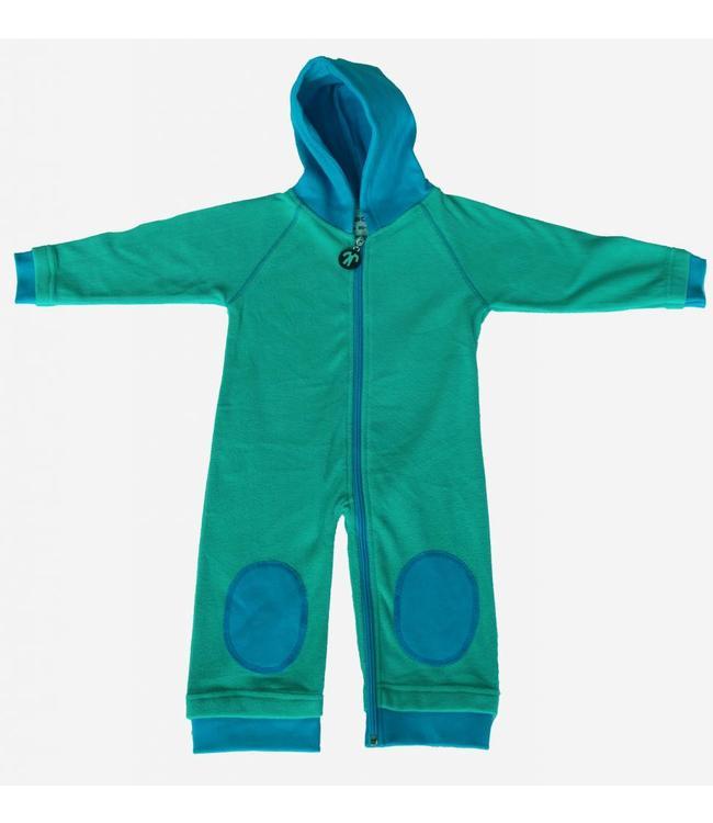 Ducksday Ducksday Fleece-Anzug mint