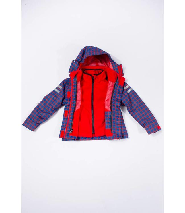 Ducksday Ducksday Detachable Fleece Jacke Zeb