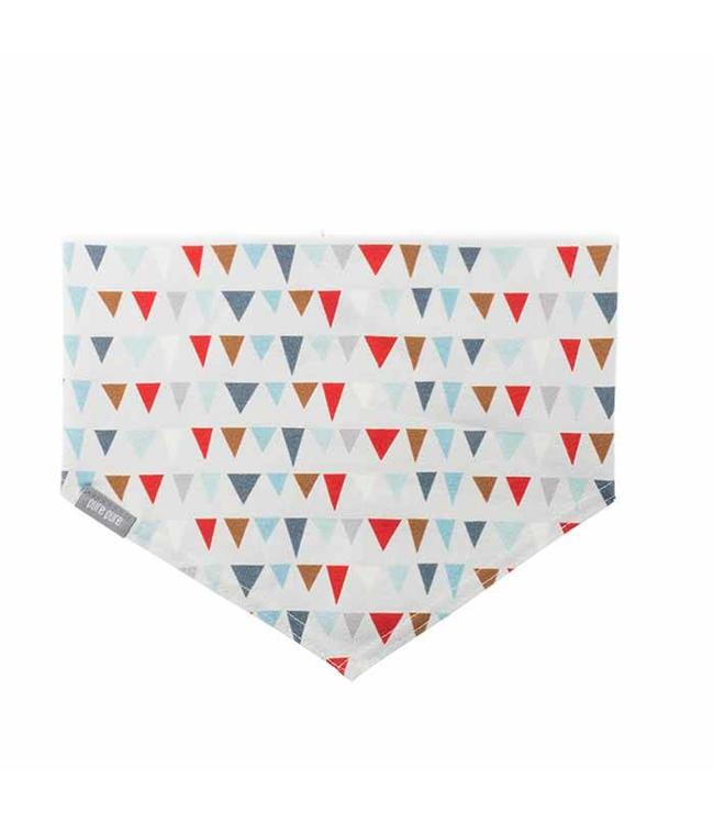 pure pure pure pure Halstuch Bunting