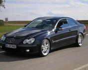 Mercedes CLK 209