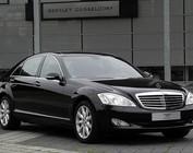 Mercedes S - 221