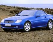 Mercedes SLK 170