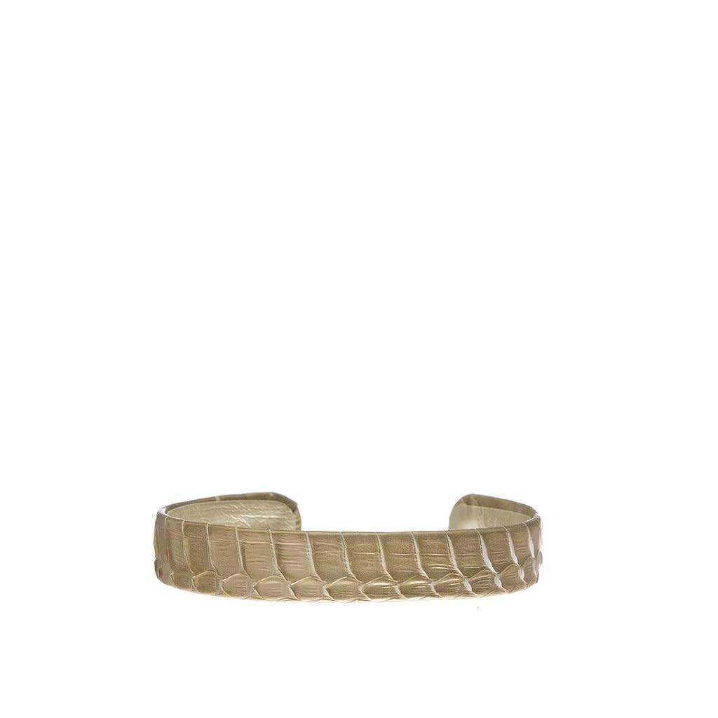 Mara Bangle Snake Gold