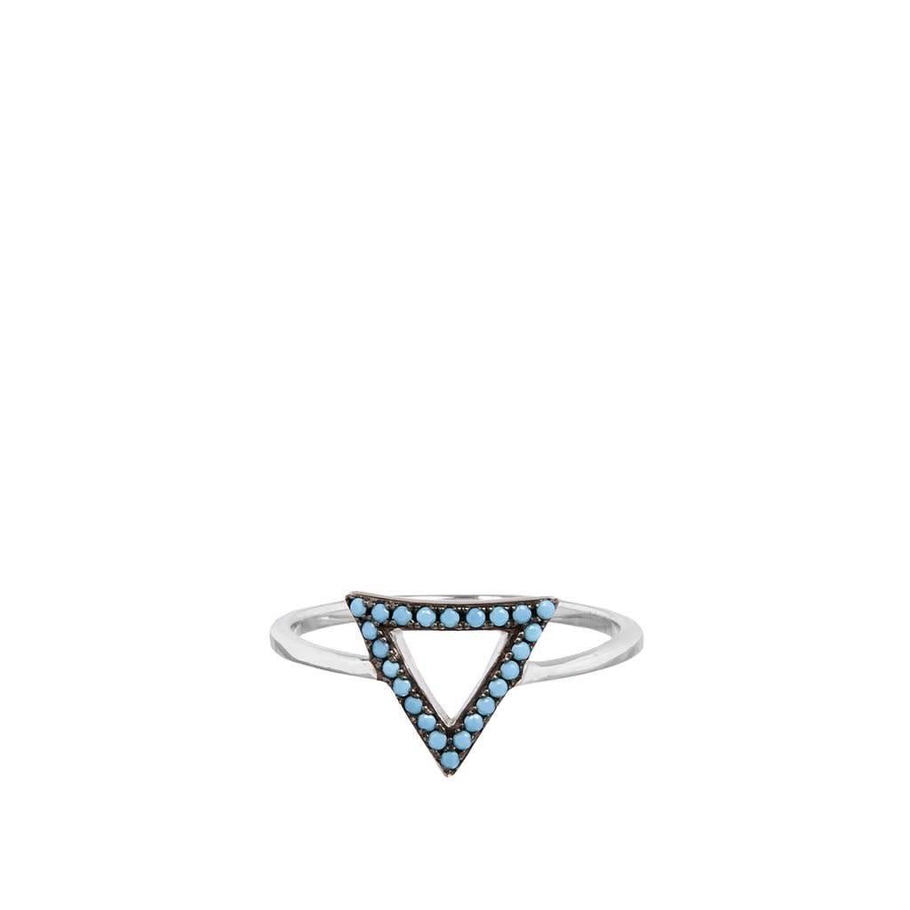Chloe Triangle Silver