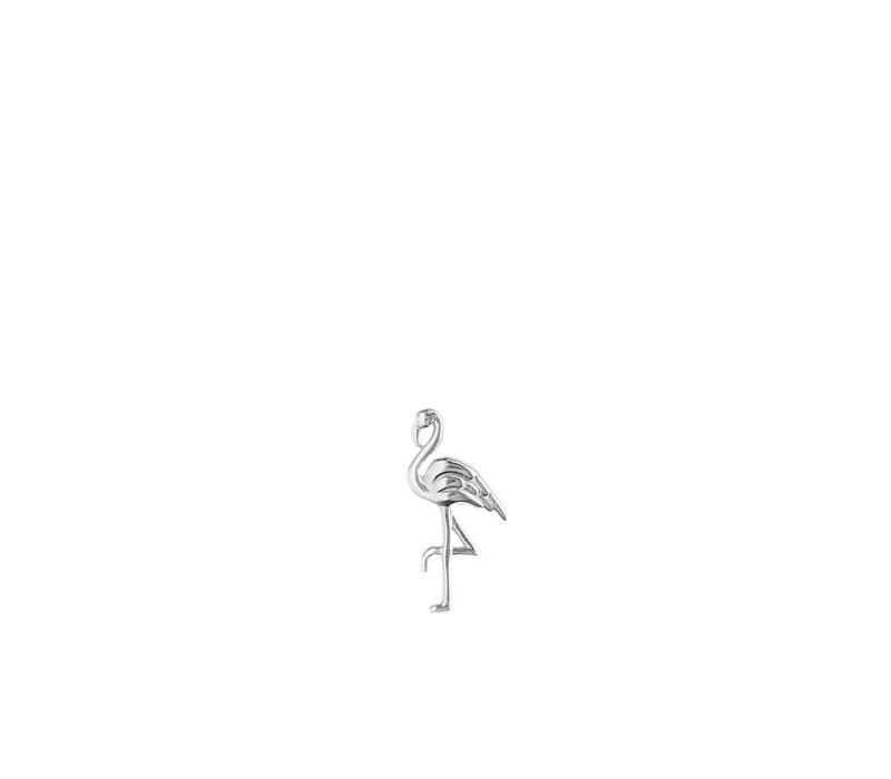 Jolie Flamingo Silver