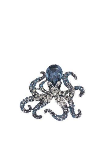 Les Soeurs Irma Octopus Blue