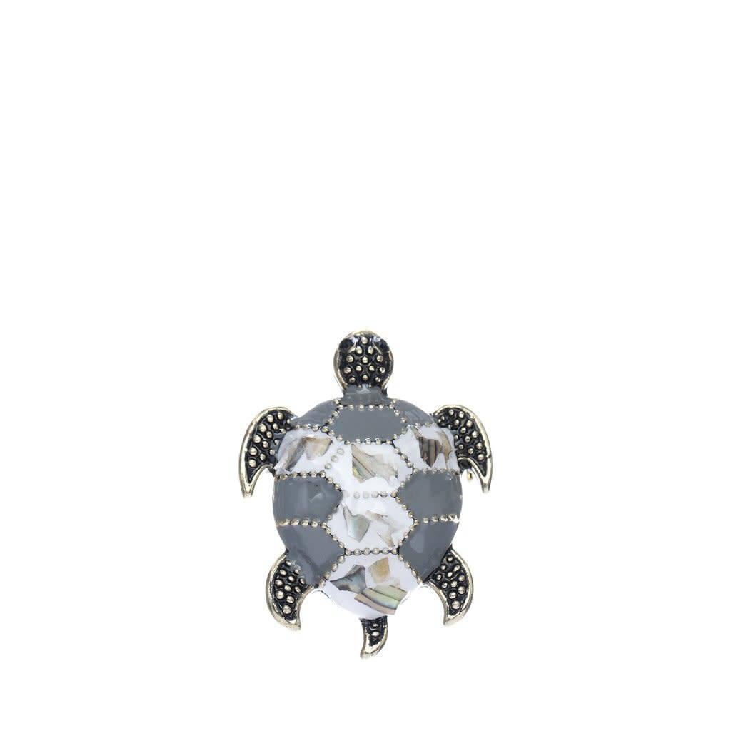 Irma Turtle Grey