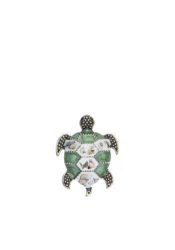 Les Soeurs Irma Turtle Green